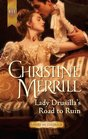 Lady Drusilla's Road to Ruin (Ladies in Disgrace, Bk 2) (Harlequin Historicals, No 1085)