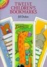 Twelve Children's Bookmarks