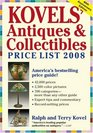 Kovels' Antiques  Collectibles Price List 2008 The Bestselling Price Guide in America- 40th Anniversary Edition