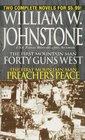 40 Guns West / Preacher's Peace (First Mountain Man)