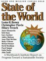 State of the World 1999 The Millennium Edition