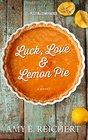 Luck Love  Lemon Pie