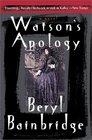 Watson's Apology A Novel