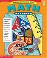 Scholastic Success With Math Workbook Grade 1