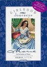 Marie: An Invitation to Dance, Paris 1775 (Marie: Girlhood Journeys, Bk 1)