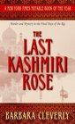 The Last Kashmiri Rose (Detective Joe Sandilands, Bk 1)