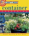Can't Miss Container Gardening