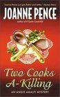 Two Cooks A-Killing (Angie Amalfi, Bk 11)
