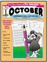 October Reproductible Activities Grades 4-5