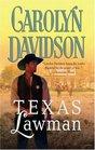 Texas Lawman (Harlequin Historical, No 736)