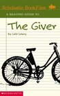 Scholastic Bookfiles The Giver