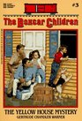 The Yellow House Mystery  (Boxcar Children, Bk 3)