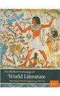 Bedford Anthology of World Literature V1  V2  V3  LiterActive
