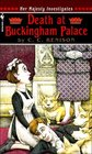Death at Buckingham Palace (Her Majesty Investigates, Bk 1)