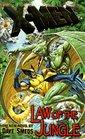 X-Men Law of the Jungle