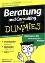 Beratung und Consulting fur Dummies
