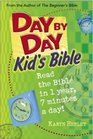 Day by Day Kids Bible (Tyndale Kids)