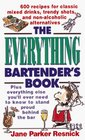 The Everything Bartender's Book (Everything (Cooking))