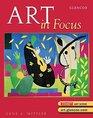 Art in Focus Teacher Wraparound Edition
