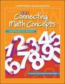 Connecting Math Concepts Level B Student Assessment Book