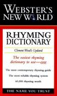 Webster's New World Rhyming Dictionary Clement Wood's Updated