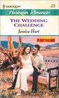 The Wedding Challenge (Australians) (Harlequin Romance, No 3736)