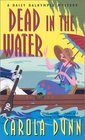 Dead in the Water (Daisy Dalrymple, Bk 6)