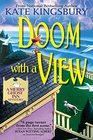 Doom With a View A Merry Ghost Inn Mystery