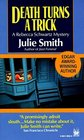 Death Turns a Trick (Rebecca Schwartz, Bk 1)