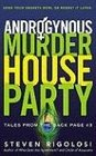 Androgynous Murder House Party: Tales from the Back Page #3