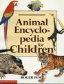 Animal Encyclopedia for Children