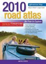 American Map United States Road Atlas 2010 Large Scale (American Map Road Atlas)