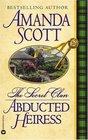 Abducted Heiress (Secret Clan, Bk 1)