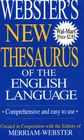 Webster's New Thesaurus of the English Language (Comprehensive and Easy to Use)