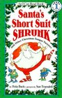 Santa's Short Suit Shrunk