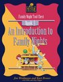 An Introduction to Family Nights Creating Lasting Impressions for the Next Generation
