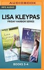 Lisa Kleypas Friday Harbor Series Books 3-4 Dream Lake  Crystal Cove