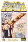 Rave Master vol. 2 (Spanish Edition) (Rave Master (Graphic Novels) (Spanish))