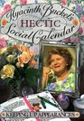 Hyacinth Bucket's Hectic Social Calendar