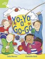 Yo-yo a Go Go Year 1/P2 Green level