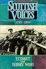 Scottish Voices 1745-1960