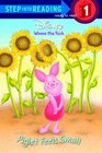 Piglet Feels Small (Disney Winnie the Pooh) (Step-into-Reading, Step 1)