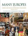 Many Europes Volume I w/ Connect Plus with LearnSmart History 1 Term Access Card