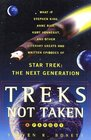 Treks Not Taken What If Stephen King Anne Rice Kurt Vonnegut and Other Literary Greats Had Written Episodes of Star Trek  The Next Generation