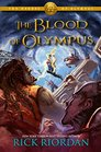 The Blood of Olympus (Thorndike Press Large Print Literacy Bridge Series)