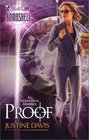 Proof (Athena Force, Bk 1) (Silhouette Bombshell, No 2)