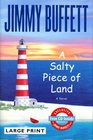 A Salty Piece of Land (Large Print)
