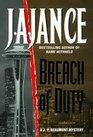 Breach of Duty (J. P. Beaumont, No 14)