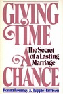 Giving Time a Chance: The Secret of a Lasting Marriage