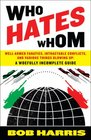 Who Hates Whom Well-Armed Fanatics Intractable Conflicts and Various Things Blowing Up A Woefully Incomplete Guide